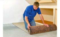 Как выбрать подложку под линолеум на бетонный пол?