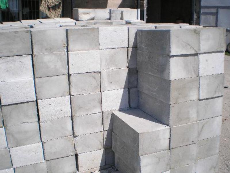 Расчет количества блоков