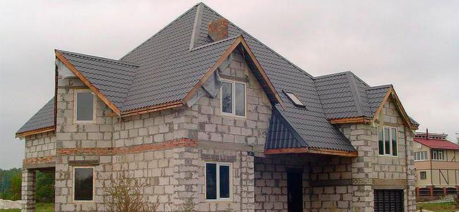 Сколько блоков нужно для строительства дома
