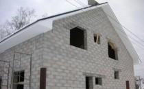 Пеноблок для строительства: характеристики, стоимость