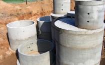 Септики из бетонных колец: схема