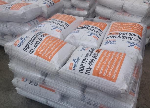 Цена мешка с цементом