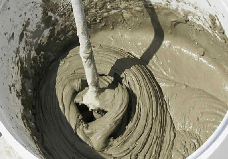 Изготовление раствора бетона