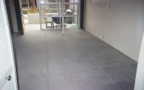 Обустройство бетонного пола по грунту в частном доме