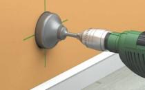Алмазная коронка по бетону: как сделать отверстия для розеток?
