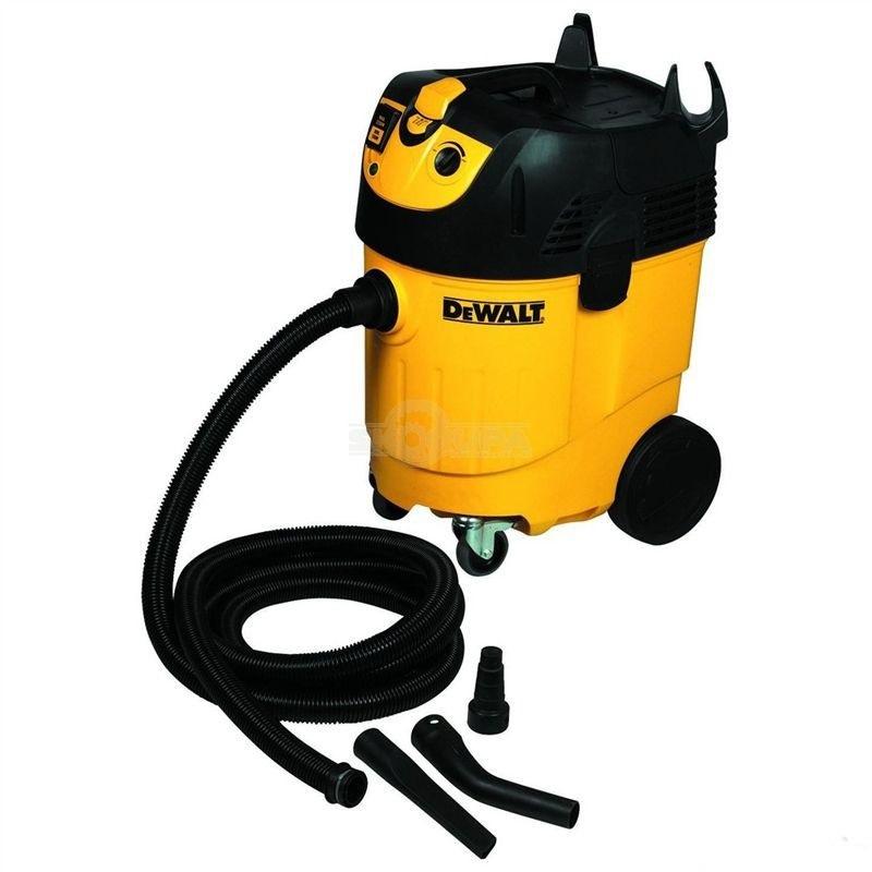 Промышленный пылесос DeWalt