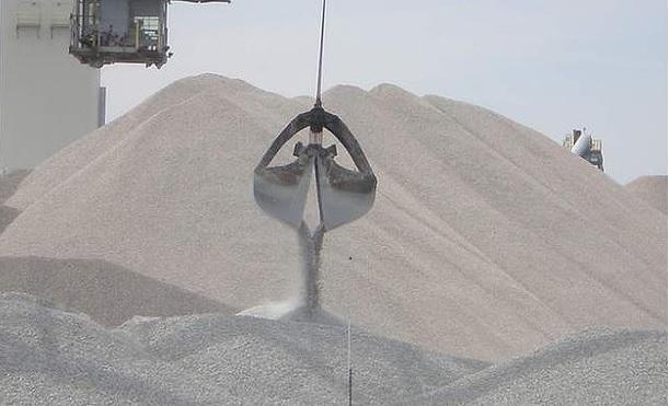 Сухой способ производства цемента