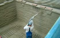 Торкретирование поверхности: виды, порядок работы