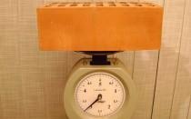 Вес красного кирпича