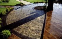 Декоративный бетон — особенности, разновидности, применение