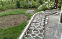 Формы для бетона — разновидности и можно ли сделать своими руками?