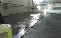 Пропитка для бетона — характеристики и разновидности