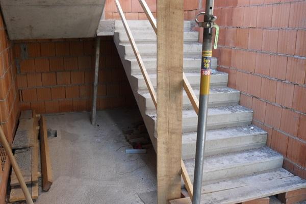 Лестница из бетона - как сделать своими руками?